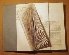 book folding - nice