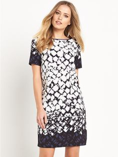 Shop at Ireland's largest online department store for all of the latest fashion, gadgets and homewear with FREE delivery and FREE returns on your orders. Border Print, Office Outfits, Kids Fashion, Cold Shoulder Dress, Short Sleeve Dresses, Dresses For Work, Definitions, Tunics, Prints