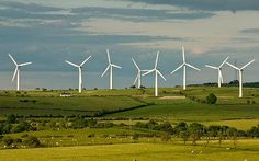 Britain's biggest wind farm companies are to be paid not to produce electricity when the wind is blowing.