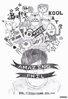 What goes on in AmazingPhil's head.