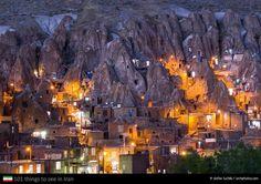 #Kandovan village, Sahand Rural District, East Azerbaijan Province, #Iran
