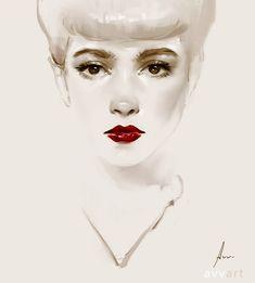 Rachael – Blade Runner fan art by Aleksei Vinogradov Realistic Drawings, Cool Drawings, Rachel Blade Runner, Sean Young, Blade Runner 2049, Nose Art, Arte Pop, Portrait Illustration, Illustration Styles