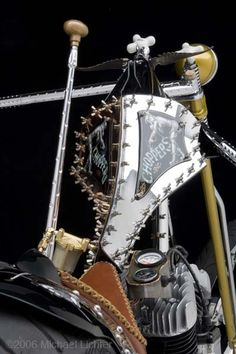Billy Lane Choppers - The Chronic See More http://www.everythingpeacock.com/218/billy-lane-custom-choppers #choppers #rides
