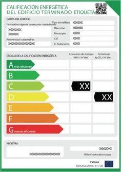 Seis claves del nuevo certificado energético de edificios