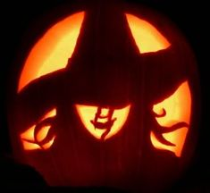 2009 Pumpkins :: witch from wicked picture by kenklinker - Photobucket