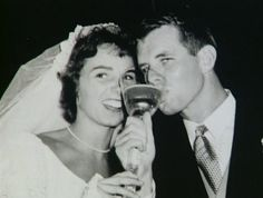 Bobby and Ethel's nuptials in Greenwich