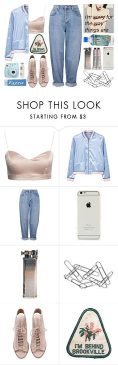 """""""i need you"""" by yonderly ❤ liked on Polyvore featuring MANGO, Topshop and Home Decorators Collection"""