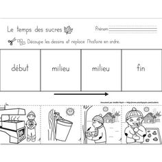 cabane à sucre Workout Plans workout plans for fat loss Winter Activities, Preschool Activities, Amelie Pepin, Sugar Bush, March Themes, Core French, French Resources, French Immersion, Teaching French