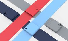Inspired by fashion and how people change their attire, the HTC 530 case allows users to mix and match different color halves to customize their 530 phone. As an industrial designer at HTC, I worked on this product from conception all the way through pro… Image Layout, Plastic Design, Technology Design, Smart Bracelet, Minimal Design, Industrial Design, Different Colors, Presentation, Product Design