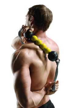 You've got skillz, and this SKLZ AccuRoller can help eradicate any of the pain you bring on yourself by hitting your trigger points to relieve tension. Massage Tools, Massage Therapy, Myofacial Release, Trigger Point Massage, Daily Burn, Physical Condition, Muscle Recovery, Trigger Points, Sports Medicine