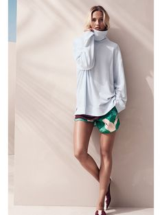 . love it // s/s 2015 Karmen Pedaru voor H&M