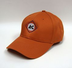 Allis Chalmers Embroidered Logo Cap