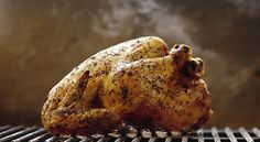 How to grill a whole chicken on the grill. Trying this this weekend!