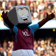 Herbie the Hammer - West Ham United's mascot