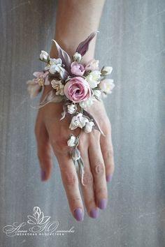 Цветы ручной работы от Анны Юминовой