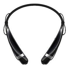 LG Electronics Tone Pro HBS-760 Bluetooth Wireless Stereo Headset - Black