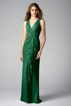 Watters Maids Dress 7543i | Watters.com