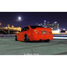 E46 Rocket Bunny Pandem Widebody Kit