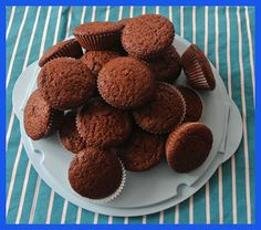 Muffin al cioccolato ~ Live, love and laugh
