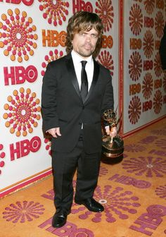Actor Peter Dinklage attends HBO's Official Emmy After Party at The Plaza at the Pacific Design Center on September 18 2011 in Los Angeles California