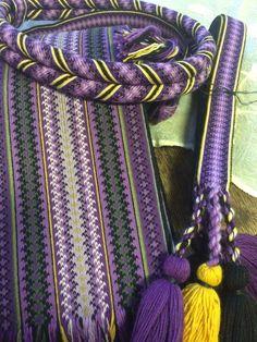 Beltestakk belte | FINN.no Inkle Loom, Tablet Weaving, Knitwear Fashion, Crochet, Pandora, My Style, Projects, Crafts, Spinning