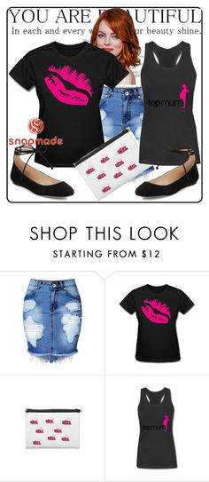 """""""Snapmade-VI/5"""" by dzemila-c ❤ liked on Polyvore featuring Karl Lagerfeld"""
