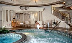 Spa treatment at the Grand Wailea Resort and Spa