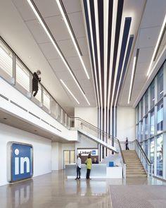 LinkedIn Headquarters by AP+I Design, Sunnyvale – California » Retail Design Blog