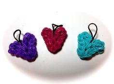 Made by Mommy's Heart Charm on One Rainbow Loom