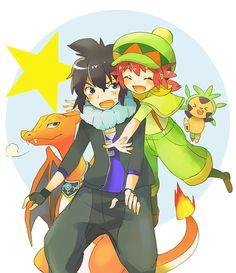 My loves ❤️ Marissonshipping forever!! #Marissonshipping #PokemonMegaEvolutions #PokemonXYZ #Pokemon