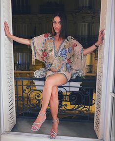 GEORGES HOBEIKA (@georgeshobeika) • Instagram photos and videos Womens Cocktail Dresses, Georges Hobeika, Kimono Top, Cover Up, Photo And Video, Celebrities, Tops, Videos, Photos