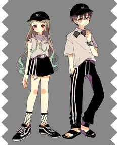 This is so cutee Cute Anime Character, Kawaii, Shonen, Cute Art, Cute Couples, Hanako, Anime Characters, Manga, Aesthetic Anime