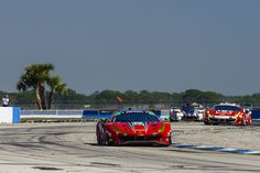 Good morning race fans, it's race day! It's time for the adrenaline to start with pit lane buzzing with action! We will be starting the race with both Ferrari 488 in top ten! Ferrari 488, Race Day, Top Ten, Good Morning, Fans, Action, Racing, Buen Dia, Running