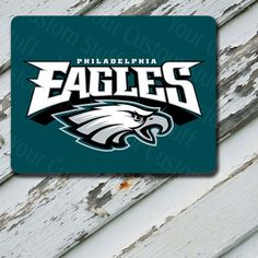 Philadelphia Eagles Design on Mousepad by EastCoastDyeSub on Etsy