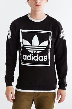 Adidas Originals Multi Hit Crew Neck Sweatshirt - Click link for product details :)