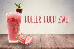Cocktails für Kinder: HollerHochZwei