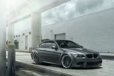 #BMW #E92 #M3 #Coupe #FrozenGrey #ADV1Wheels #Tuning #Freedom #Hot #Sexy…