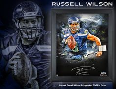 """Russell Wilson """"In Focus"""" on Behance Russell Wilson, Montages, Poster Ideas, Graphic Design Typography, Scrapbooking Ideas, Photography Ideas, Photo Ideas, Batman, Behance"""