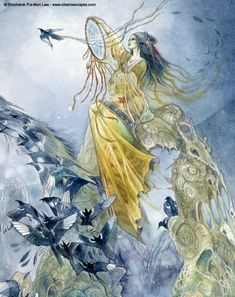 Bridge of Wings - The Weaver  $26.95