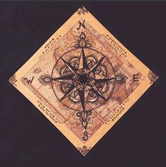 compass grad cap