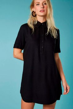 c1172c1d1 Quero comprar  vestido preto! Encontre no link.  preto  lbd  moda