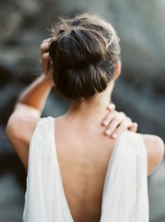 #hairdo #wedding  - Call Me Madame - A French Wedding Planner in Bali - http://www.callmemadame.com