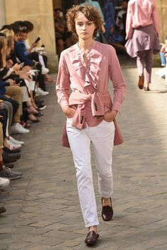 Officine Generale Spring 2018 Ready-to-Wear Collection Photos - Vogue