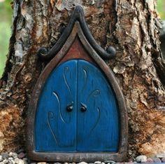 Fairy door by marva