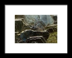 Product Framed Print featuring the photograph Magic Mirror by Vanessa Branton