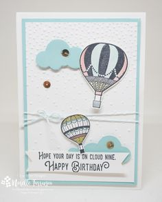 Hey Everyone Our sketch hostess at Freshly Made Sketches this week is Cecile Ribon. She is not only talented but she also creates fabulous sketches: I've used some new-to-me Stampin' U…