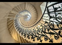 Staircase Spiral to the Sky by Edwinjones, via Flickr