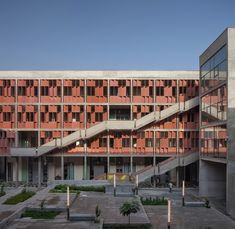 Galería - Instituto de Ingeniería y Tecnología – Universidad de Ahmedabad / vir.mueller architects - 7