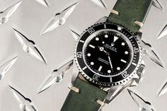 Rolex Submariner Reference 14060 Stainless Steel No Date.