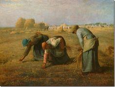 The Gleaners, 1857, Jean-François Millet